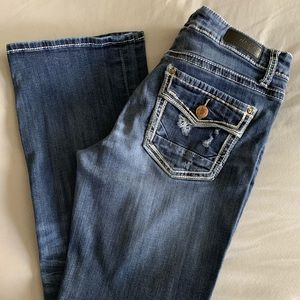 Day trip Virgo Bootcut Jeans Size 28